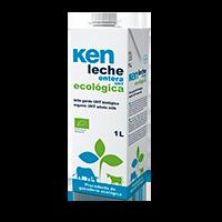 EN leche UHT ecológica