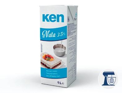 Ken Nata 35% UHT 1L.