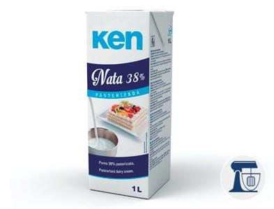 Ken Natas Pasterizadas 38% y 35,1%
