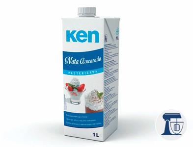 Ken Nata Azucarada Pasterizada 1L.