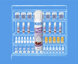 Ken Spray  Suprema Montada