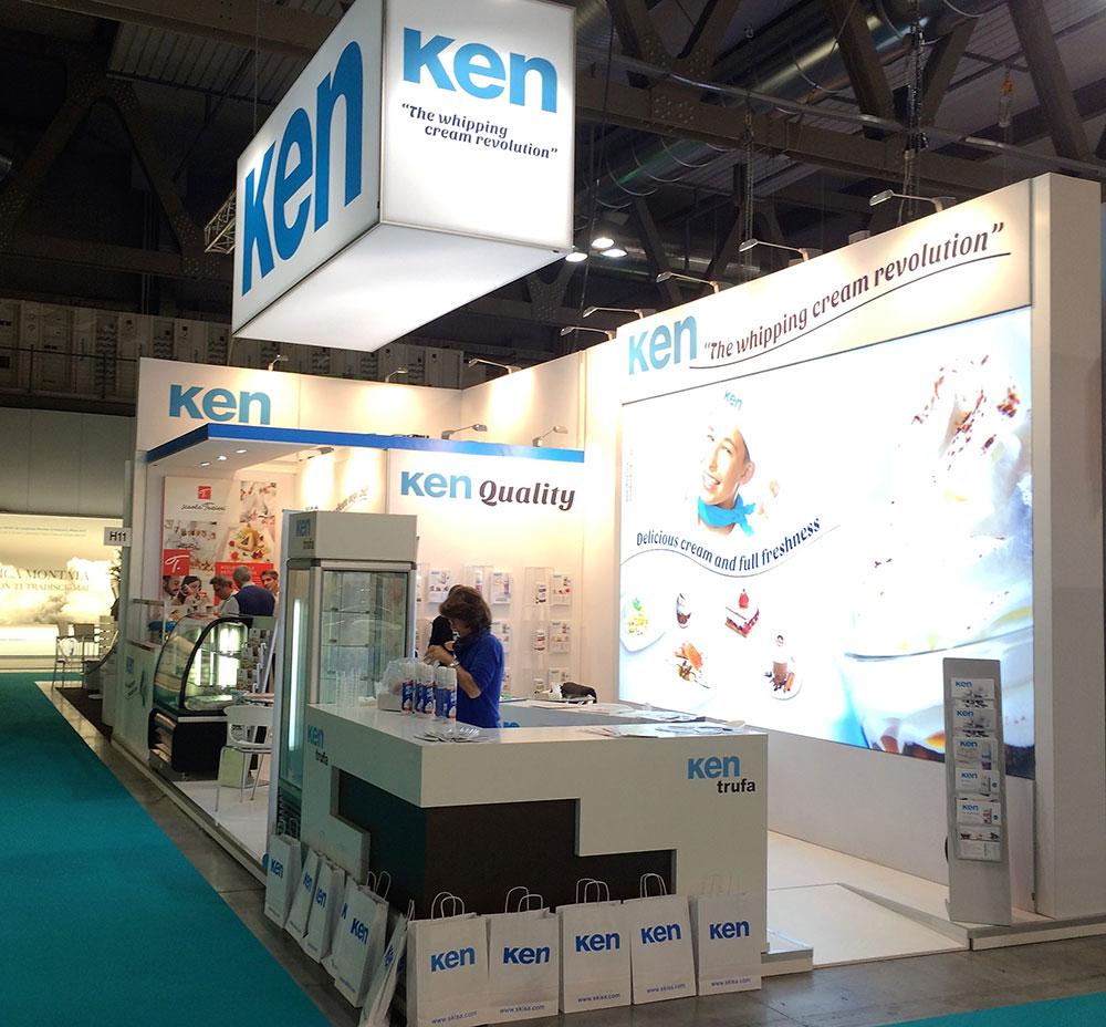 Ken-Foods en Feria Host 2015