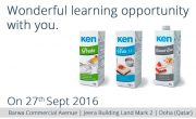 Demonstration of Ken products in Doha (Qatar)