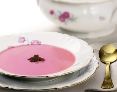Bulgarian Cream Soup