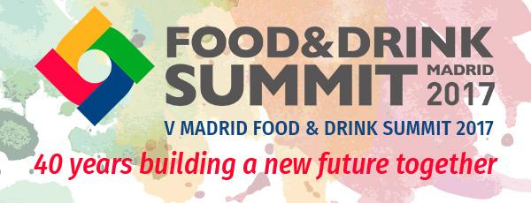 madrid food¬drink summit 2017