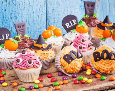Ideas dulces para Halloween y día de todos los Santos