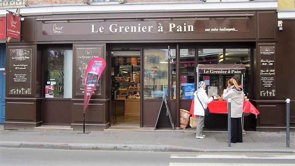 le grenier a pain, paris