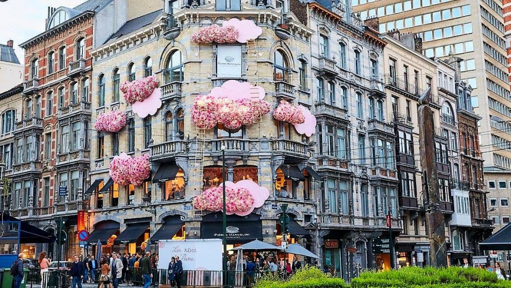 pierre marcolini, bruselas