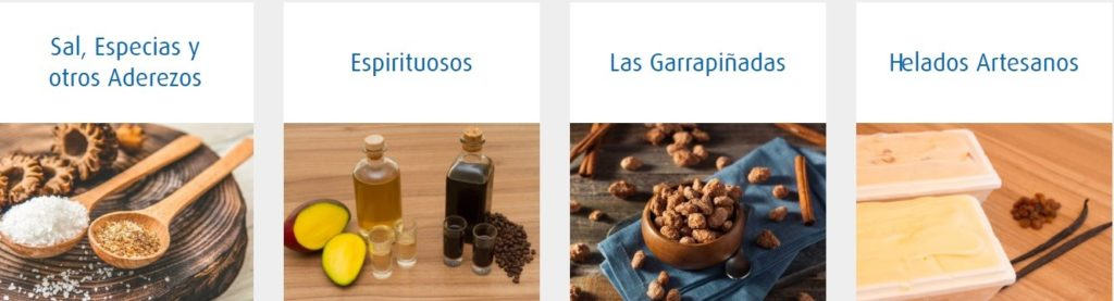 productos feria sabor a Málaga