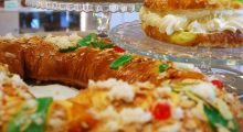 El Roscón de Reyes, el rey de la Navidad