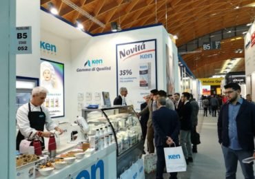Ken-Foods Present for the 39th Season of SIGEP the International Trade Fair for the Artisan Ice Cream, Confectionary and Bakery Industries