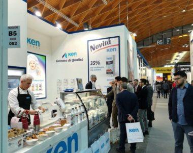 Ken-Foods presente en la 39º edición de SIGEP, Salón Internacional de Heladería, Pastelería y Panificación Artesanal
