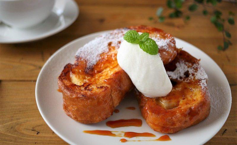 la torrija, pastel típico de la semana santa