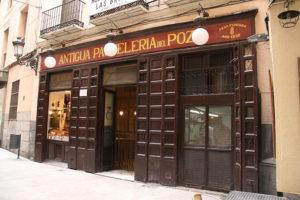 Pastelería El Pozo, Madrid