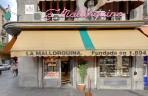 Pastelería La Mallorquina, Madrid