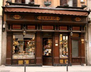 Pastelería Lhardy, Madrid