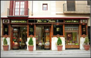 Pastelería Foix de Sarrià, Barcelona