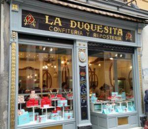 Pastelería La Duquesita, Madrid