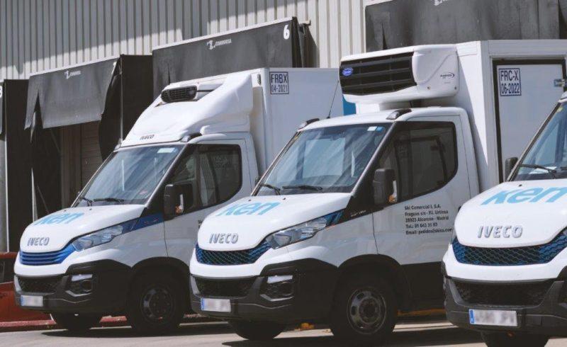 vehiculo de carga con gnc