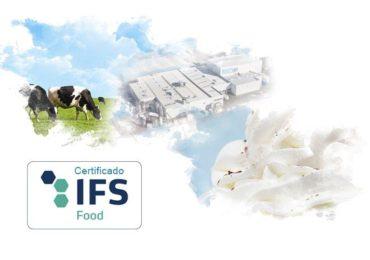 La certificación IFS de Ken-Foods: La calidad por principio