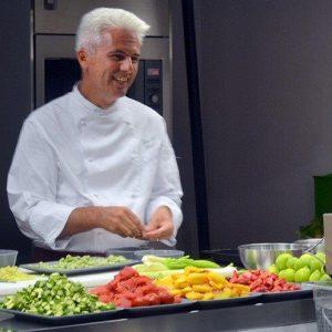 Chef Danilo Angé