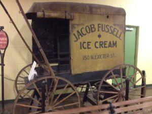 carrito de helados de jacob fussell