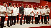 Cocineros que tocan el cielo: mapa de las estrellas Michelin 2019
