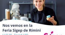 Empieza la cuenta atrás para el inicio SIGEP, Feria Internacional en Rímini, Italia