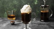 Batidos, cafés y nata en spray, una combinación deliciosa y con historia