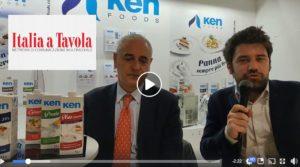 Giuseppe Conti, Director Comercial de Internacional de Ken-Foods