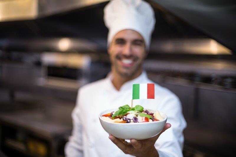 Recetas de inspiración italiana con un toque de nata