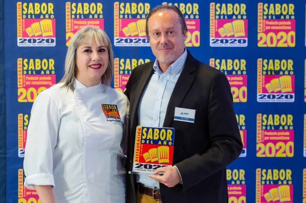 """El prestigioso sello de calidad """"Sabor deL año 2020"""" premia a nuestros productos"""