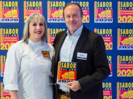 """El prestigioso sello de calidad """"Sabor deL año…"""
