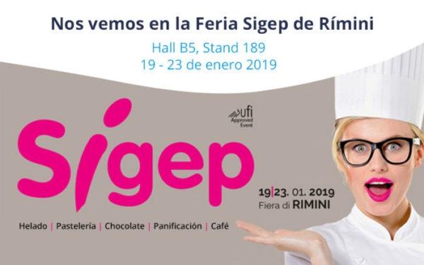 Ken-Foods asistirá a la Feria Internacional SIGEP de Rímini, Italia