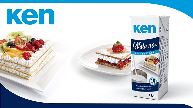 Ken Nata 38% Pasterizada