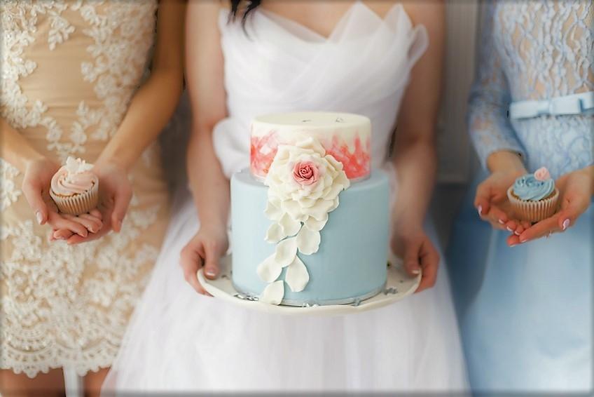 La moda en auge de las tartas de boda personalizadas